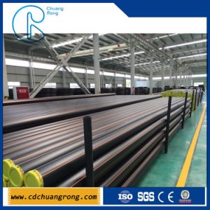 Plastic Polyethlene Pipe for Natural Gas pictures & photos