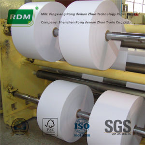 Carbonless NCR Paper in Roll and Sheet Grades pictures & photos