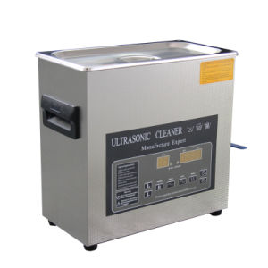 Tense Smart Automatic Ultrasonic Wave Cleaner with LED Display and Degas (TS-60SS) pictures & photos