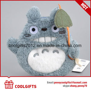 Customized Cute Animal Plush Toy Coin Purse, Plush Keychain Bag pictures & photos