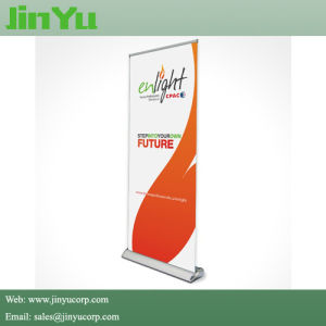 85cm*200cm Teardrop Retractable Roll up Banner Stand pictures & photos