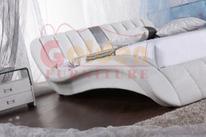 2016 New Style Soft and Cheap Beds Bedroom Furniture G926 pictures & photos