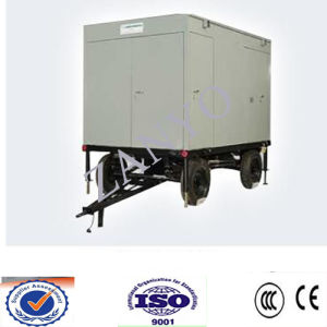 Zym Mobile Type High Vacuum Transformer Oil Purifier pictures & photos