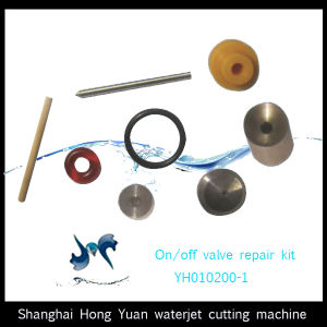 Waterjet Pure Water Cutting Head pictures & photos