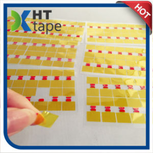 Die Cutting Golden Finger Tape with Easy Tear Sticker pictures & photos