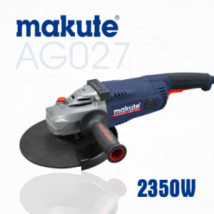 2400W 230mm Heavy Duty Air Mini Electric Angle Grinder (AG027) pictures & photos