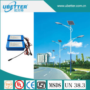 18650 12V 78ah Lithium Battery Pack for Solar Light pictures & photos