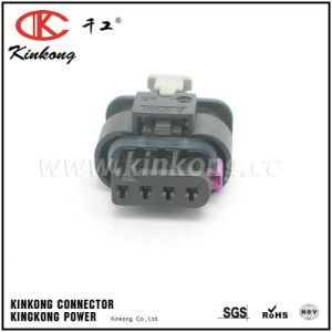 4 Pin Female PBT Automotive Connectors pictures & photos