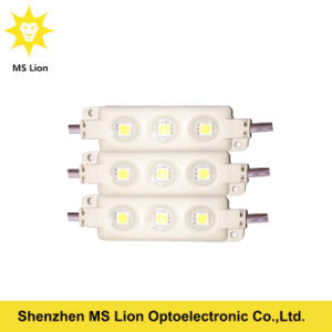 SMD5050 3PCS LED 0.54W Injection Molding Waterproof LED Module for Advertising