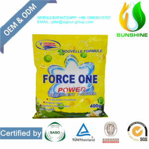 New Formula High Foam Detergent Powder by Chinese Manufacturer pictures & photos