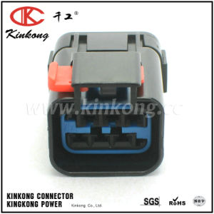 6 Pin Female Waterproof Automotive Electrical Connectors Ckk7067c-2.8-21 pictures & photos