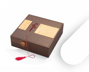 Fantastic Chinese Style Retro Wooden Display Gift Box pictures & photos