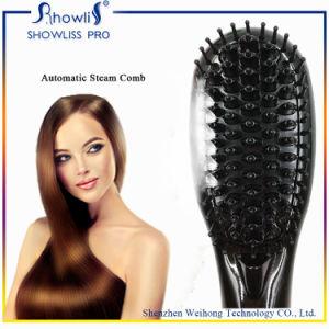 Hair Styler Steam Function MCH Heater Hair Straightener