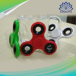Promotional Gift Ceramic Bearing Fidget Hand Spinner Toys with ABS Material pictures & photos