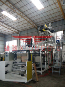 PP 2 Layers Co-Extrusion Film Blowing Machine pictures & photos