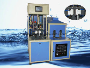 Semi-Auto Plastic Extrusion Blow Moulding Machine for Pet Bottle pictures & photos