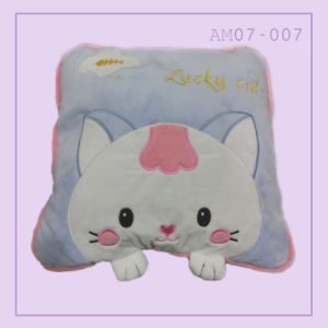 Soft Sheep Cute Pillow Cushion with Animal Style pictures & photos