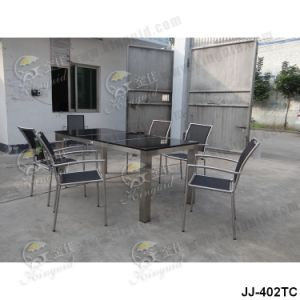 Textilene Mesh Fabric, Outdoor Furniture (JJ-402TC) pictures & photos