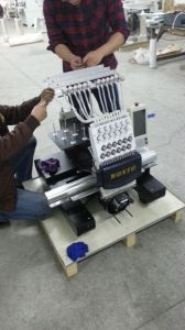 Ricoma Style Single Head Embroidery Machine Price Wy1201CS pictures & photos