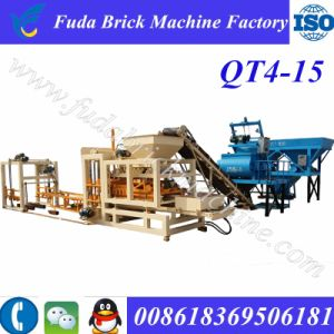 Paver Interlocking Brick Machine Hydraulic Pressure for Sale in India pictures & photos