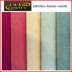 Embossed Velvet 100% Polyester Textile Fabric (EDM5126) pictures & photos