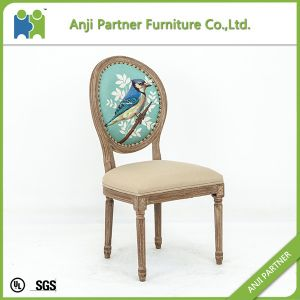 Luxury Wholesale Classical Solid Wood Chair (Joanna) pictures & photos
