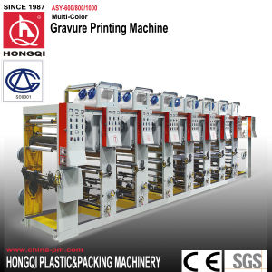 Multi Colors Gravure Printing Machine pictures & photos