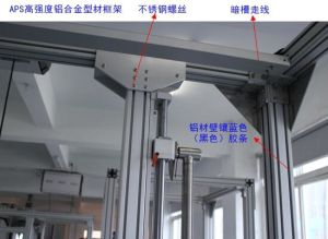 Mechanical Comprehensive Testing Machine for Chair & Table/Furniture Testing Machine pictures & photos
