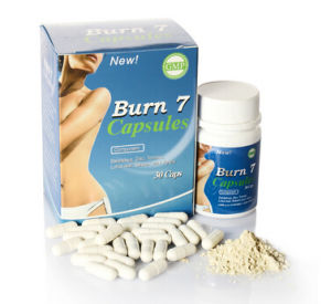 Burn 7 New Herbal Medicine Weight Loss Slimming Capsule pictures & photos