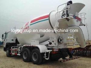 Sinotruk HOWO 6X4 8m3 10m3 Concrete Mixer Tank Truck pictures & photos