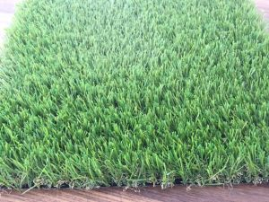 U Shape Artificial Grass for Garden with Cost Performance pictures & photos