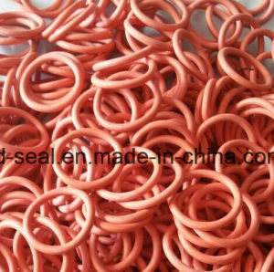High Quality Colourfull Large Diameter Viton &Silicone Rubber &Nitrile O Ring pictures & photos