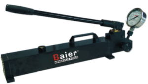 Light Weight Manual Bydraulic Pump Pneumatic Pump Industrial Equipment Clylinder pictures & photos