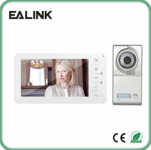 """7"""" Commax Video Door Phone with Touch Key (M2207A+D20AC)"""