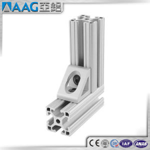 60X60 Aluminium T-Slot Frame Profile Extrusion pictures & photos