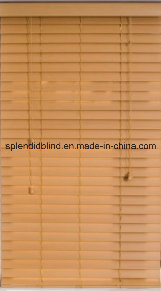 50mm Ladder String Wood Blinds (SGD-W-6223) pictures & photos