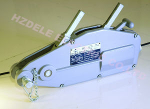 0.8ton Manual Hoist Wire Rope Lever Hoist pictures & photos