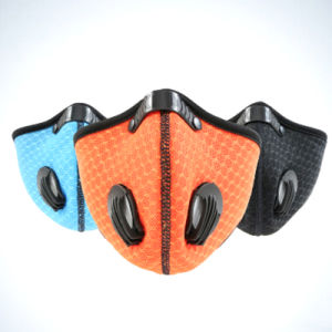 Anti-Dust Activated Carbon Health Protector Half Face Mask for Cycling pictures & photos