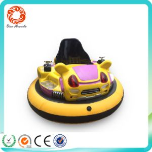 Singel Player Indoor Amusement Park Kids Bumper Car From Guangzhou pictures & photos