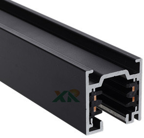Aluminum Profile 4 Wires Square Track for LED Spotlight (XR-L510) pictures & photos
