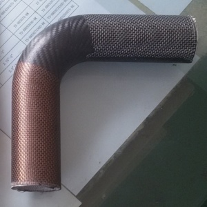 Carbon Fiber Part / Carbon Tube / Customzied Car Part, ISO Certificated Manufacturer pictures & photos