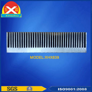 Chinese Dense Teeth Aluminum Alloy 6063 Heat Sink pictures & photos
