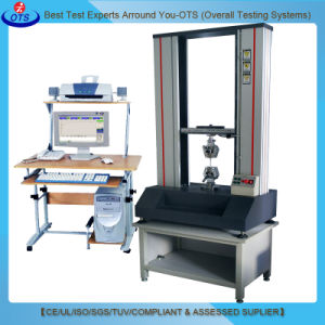 Electronic Universal Testing Machine and Tensile Strength Testing Machine pictures & photos