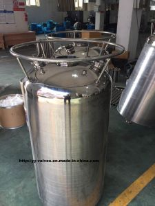 Extractor Parts--Stainless Steel Storage Tank pictures & photos