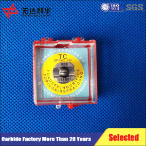 China Factory High Wear Resistance Cemented Tungsten Carbide Nozzle pictures & photos
