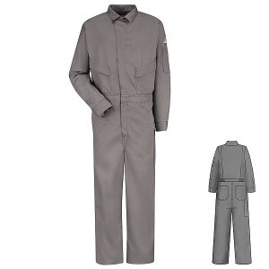 OEM Custom Flame-Resistant Deluxe Industrial Work Coverall pictures & photos