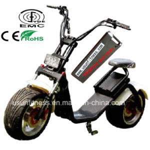Electric Motorycle Scooter with Aluminum Alloy Material pictures & photos