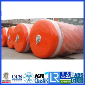 Safe Ship-to-Quay Berthing Operations Foam Filled Marine Fenders pictures & photos