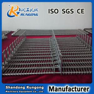 Flexible Rod Fast Freezer Conveyor Mesh Belt pictures & photos
