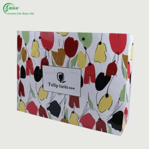 Large Paper Shopping Bag (KG-PB034) pictures & photos